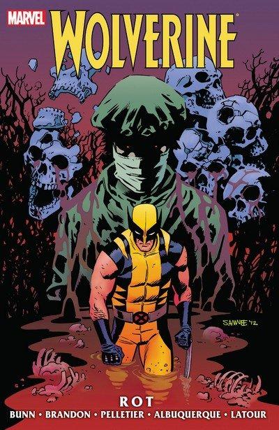 Wolverine – Rot (2012)