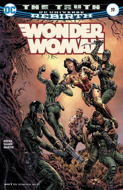 Wonder Woman #19 (2017)