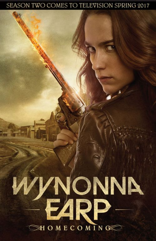 Wynonna Earp Vol. 1 – Homecoming (2016)