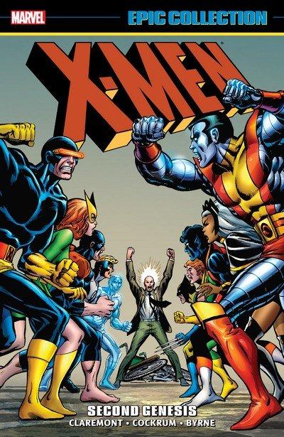 X-Men Epic Collection – Second Genesis Vol. 1 (2017)