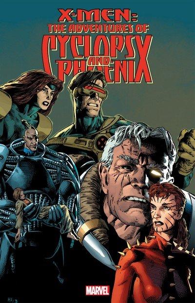 X-Men – The Adventures of Cyclops & Phoenix (2014)