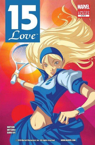 15-Love #1 – 3 (2011)