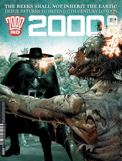 2000AD #2026 (2017)