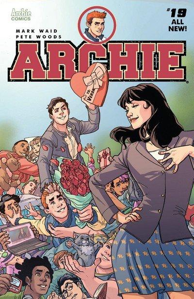 Archie #19 (2017)