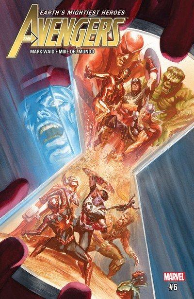 Avengers #6 (2017)