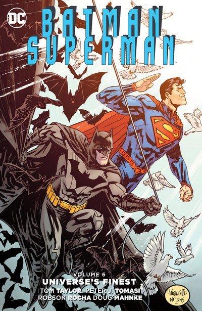 Batman – Superman Vol. 6 – Universe's Finest (2017)