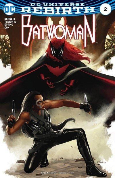 Batwoman #2 (2017)