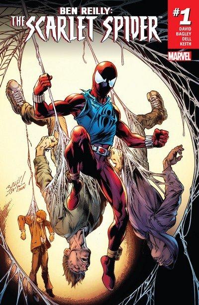 Ben Reilly – Scarlet Spider #1 (2017)