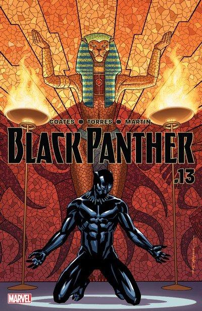 Black Panther #13 (2017)
