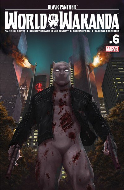 Black Panther – World of Wakanda #6 (2017)