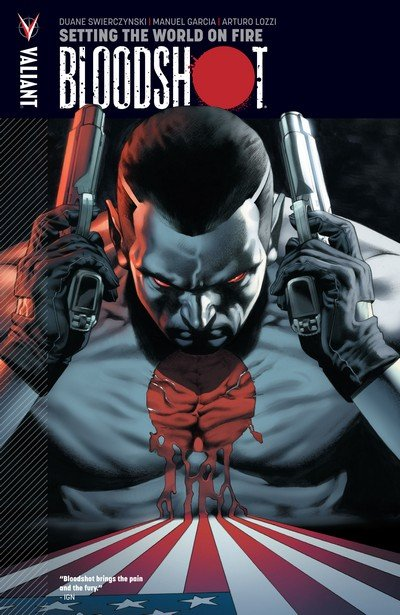 Bloodshot Vol. 1 – 3 (TPB) (2013)