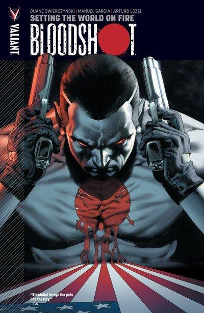 Bloodshot Vol. 1 – 6 (TPB) (2013-2015)