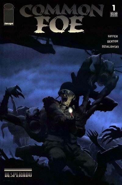 Common Foe #1 – 4 (2005)