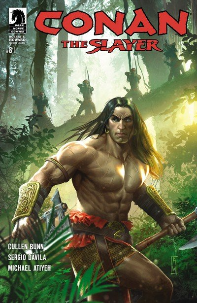 Conan the Slayer #8 (2017)
