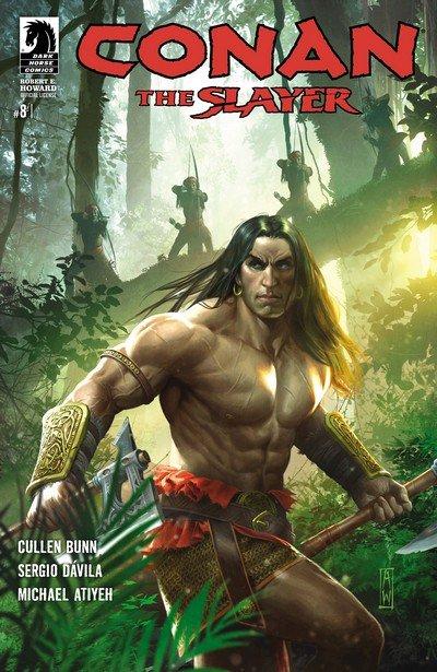 Conan the Slayer #8 (2017)