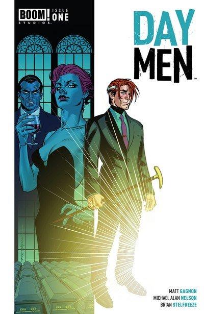 Day Men #1 – 8 (2013-2015)