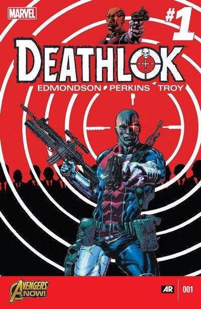 Deathlok Vol. 5 #1 – 10 (2014-2015)