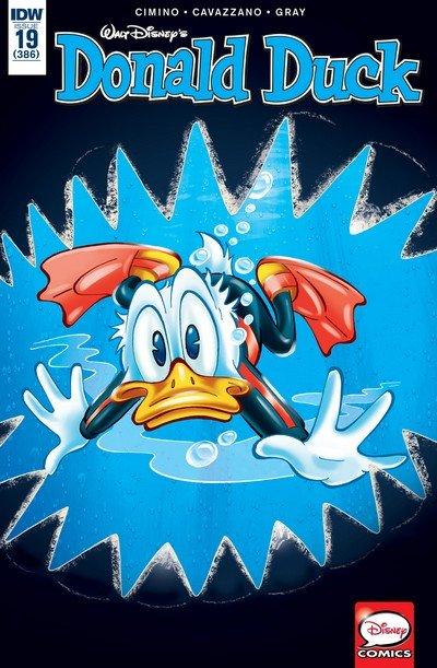 Donald Duck #19 (2017)