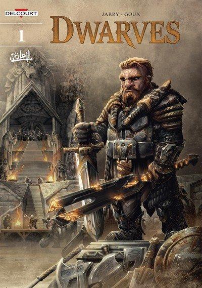 Dwarves Vol. 1 – 15 (2016-2020)
