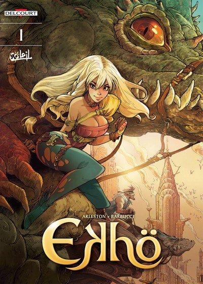Ekho Vol. 1 – 9 (2016-2019)