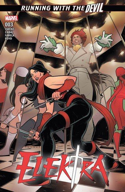 Elektra #3 (2017)