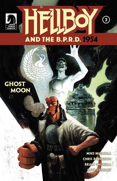Hellboy and the B.P.R.D. – 1954 – Ghost Moon #2 (2017)