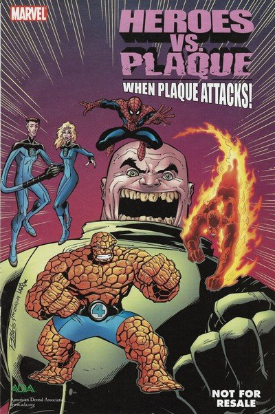 Heroes vs. Plaque – When Plaque Attacks! (2005)