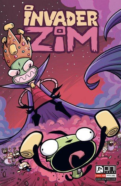 Invader Zim #18 (2017)