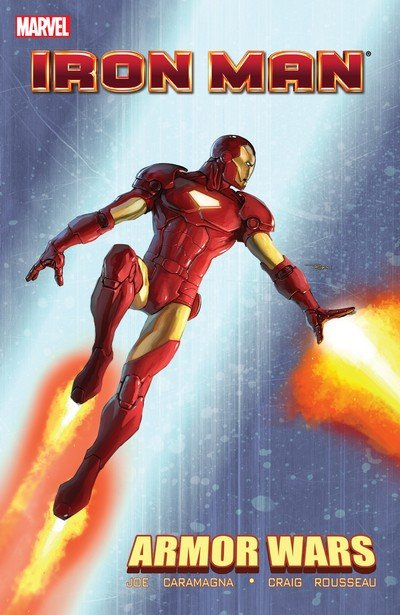 Iron Man & the Armor Wars (TPB) (2010)