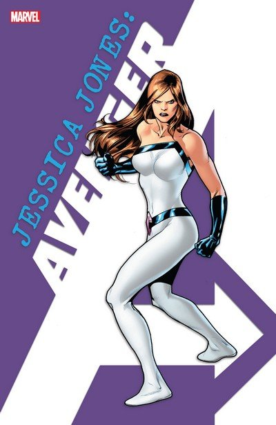 Jessica Jones – Avenger (2016)
