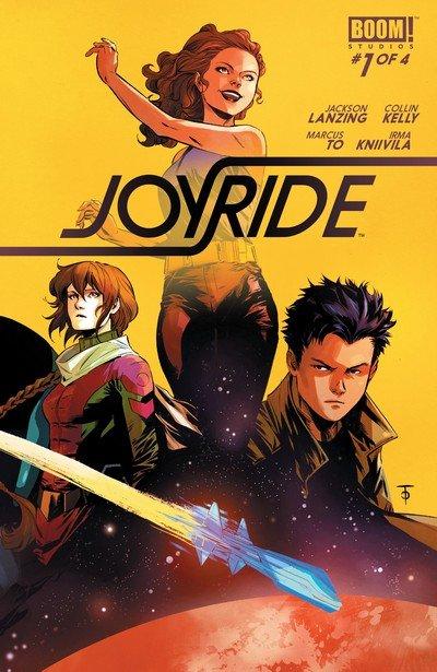 Joyride #1 – 12 + TPB Vol. 1 – 2 (2016-2017)