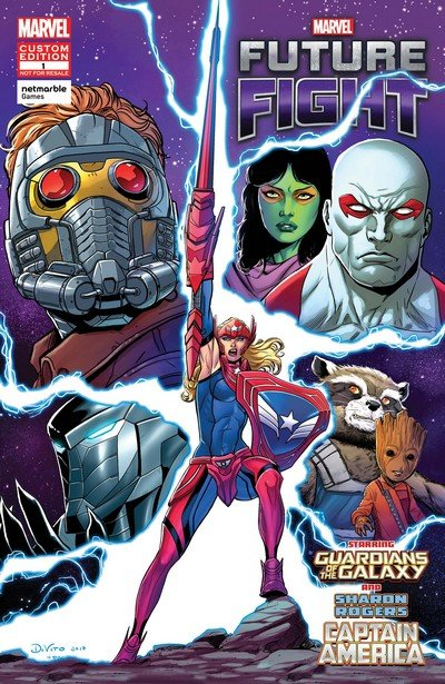 Marvel Future Fight – An Eye on the Future #1 (2017)