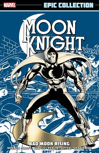 Moon Knight Epic Collection Vol. 1 – 2 (2014-2015)