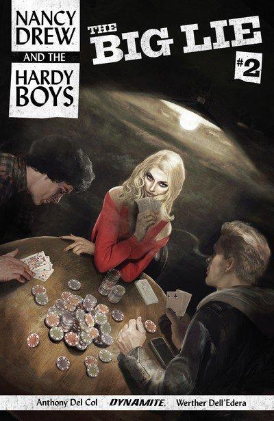 Nancy Drew and the Hardy Boys – The Big Lie #2 (2017)