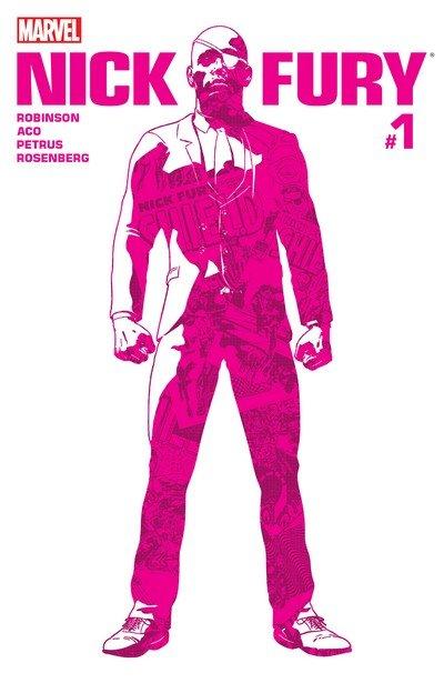 Nick Fury #1 (2017)