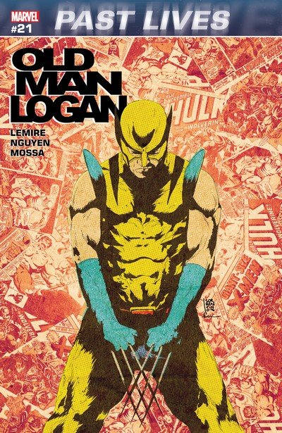 Old Man Logan #21 (2017)