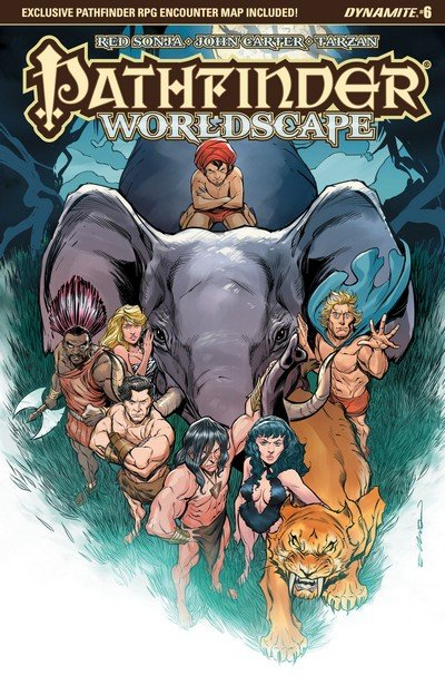 Pathfinder – Worldscape #6 (2017)