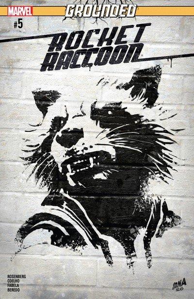Rocket Raccoon #5 (2017)