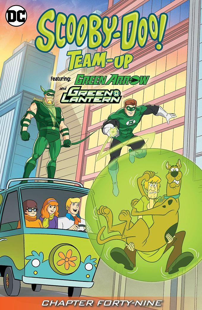 Scooby-Doo Team-Up #49 (2017)