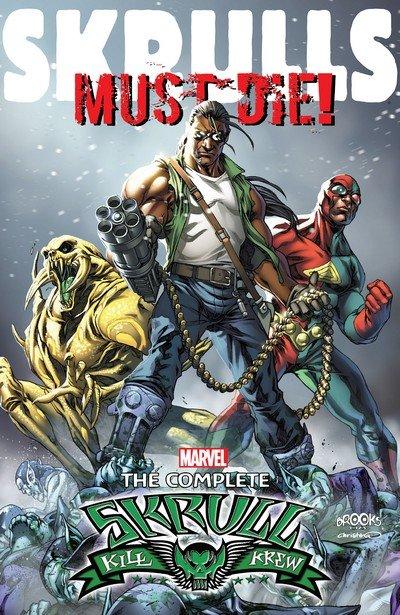 Skrulls Must Die! – The Complete Skrull Kill Krew (2015)