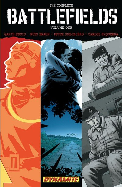 The Complete Battlefields Vol. 1 – 3 (2014-2017)