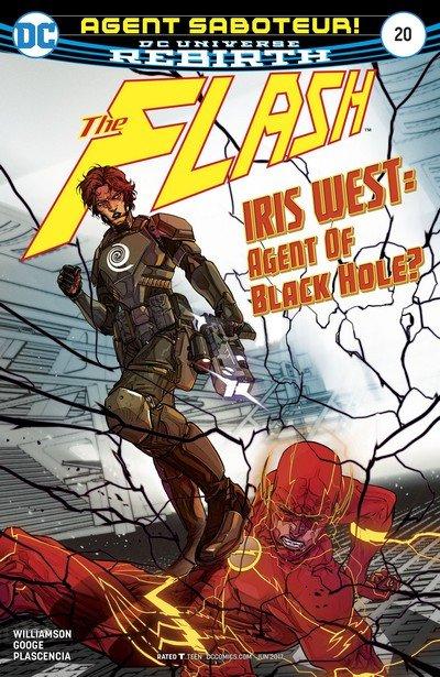 The Flash #20 (2017)