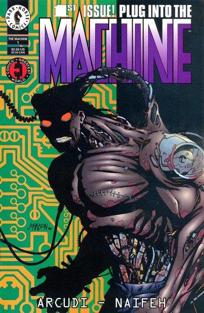 The Machine #1 – 4 (1994)