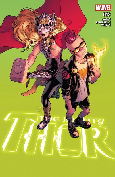 The Mighty Thor #18 (2017)