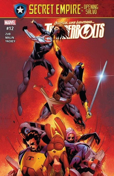 Thunderbolts #12 (2017)