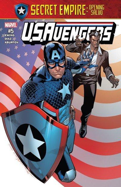 U.S.Avengers #5 (2017)