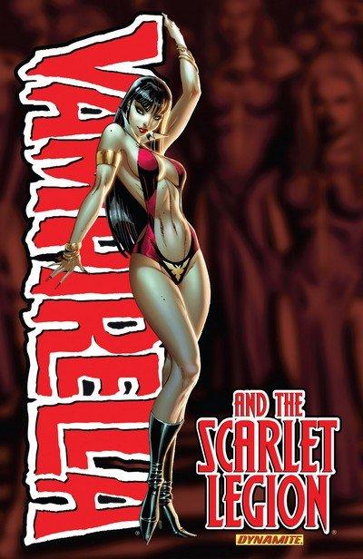 Vampirella and the Scarlet Legion (2012)