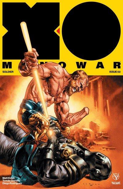X-O Manowar #2 (2017)