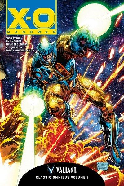 X-O Manowar – Classic Omnibus Vol. 1 (2014)