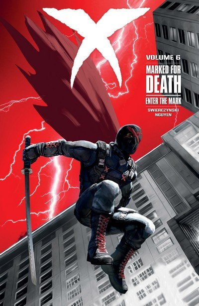 X Vol. 6 – Marked for Death – Enter the Mark (2015)